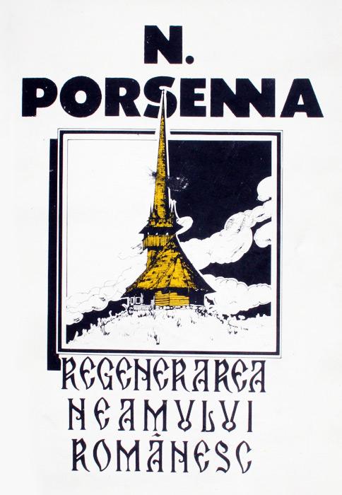 Regenerarea neamului romanesc - N. Porsenna
