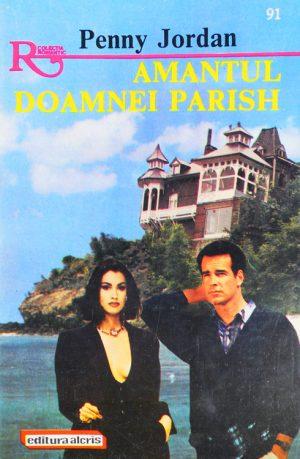 Amantul doamnei Parish - Penny Jordan