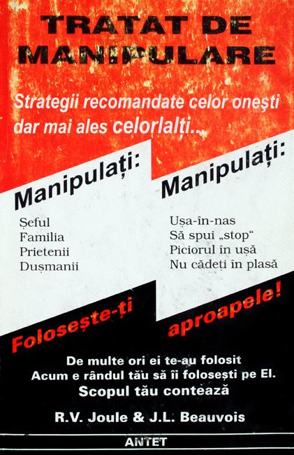 Tratat de manipulare - R. V. Joule