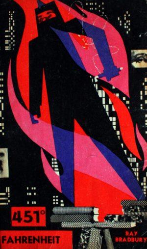 451 Fahrenheit - Ray Bradbury