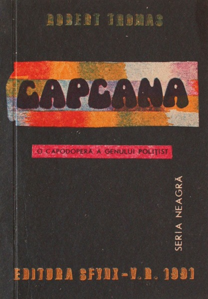 Capcana - Robert Thomas