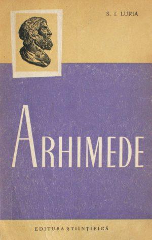 Arhimede - S.I. Luria