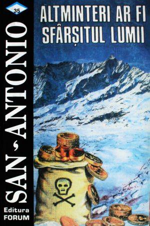 Colectia integrala San Antonio (42 vol.) - San-Antonio