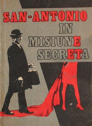 In misiune secreta - San-Antonio