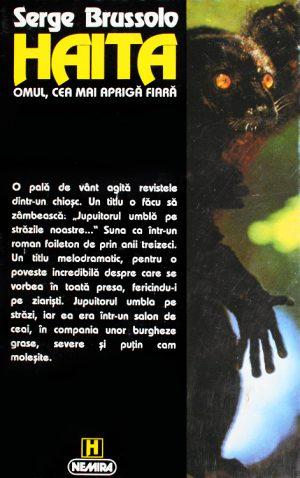Haita - Serge Brussolo