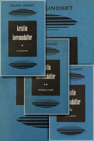 Kristin Lavransdatter (3 vol.) - Sigrid Undset