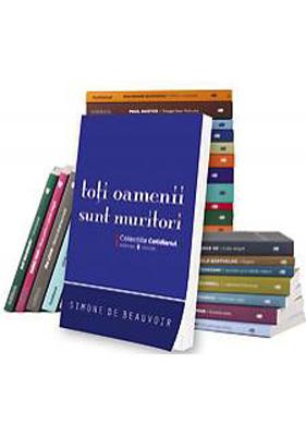 Toti oamenii sunt muritori - Simone de Beauvoir