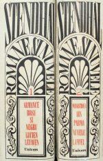 Romane si nuvele (editie bibliofila pe hartie de tigarete