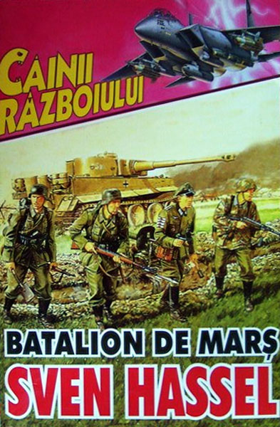Batalion de mars - Sven Hassel