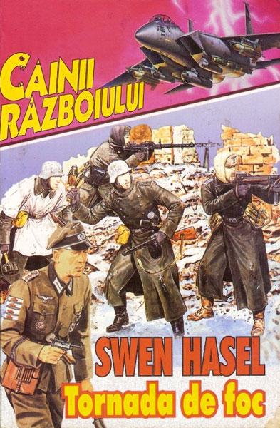 Tornada de foc - Swen Hasel