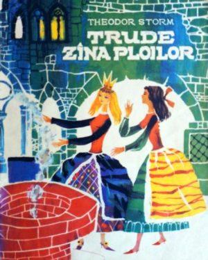 Theodor Storm - Trude - zana ploilor||Audiovizual si diaporama - Colectiv de autori