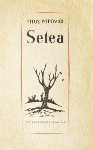Setea - Titus Popovici