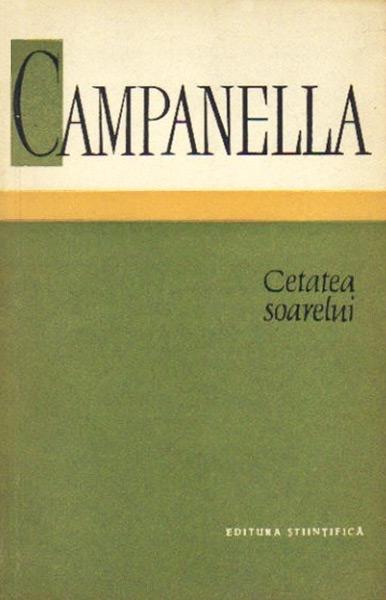Cetatea Soarelui - Tommaso Campanella