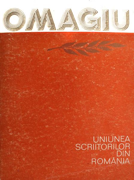 Omagiu Nicolae Ceausescu - Colectiv de autori