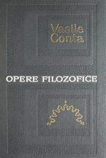 Opere filozofice - Vasile Conta