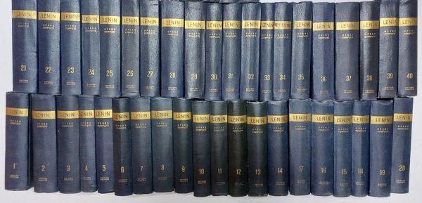 Lenin – Opere complete (40 vol.)