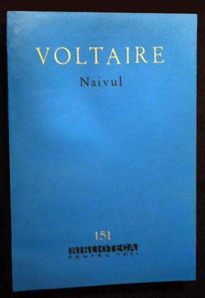 Naivul - Voltaire