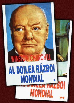 Al Doilea Razboi Mondial (2 vol.) - Winston Churchill